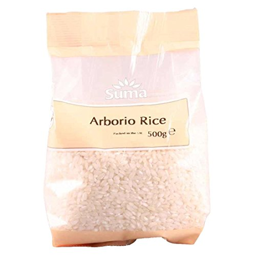 Suma Prepacks | Rice - arborio (risotto) | 3 x 500g from Suma Prepacks