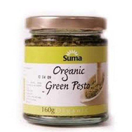 Suma Vegan Green Pesto 160g from Suma