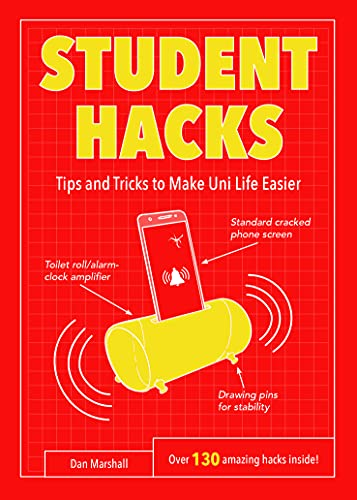 Student Hacks: Tips and Tricks to Make Uni Life Easier from Summersdale Publishers