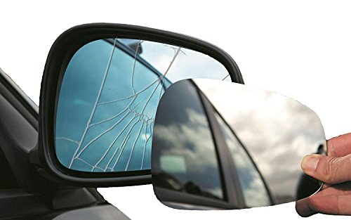 Summit Replacement Mirror Glass (Fits on rhs and lhs of vehicle) from Summit