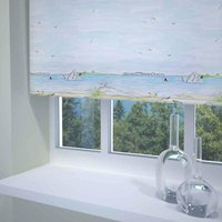 Sea View Ready Made Daylight Roller Blind Multi from Sunflex