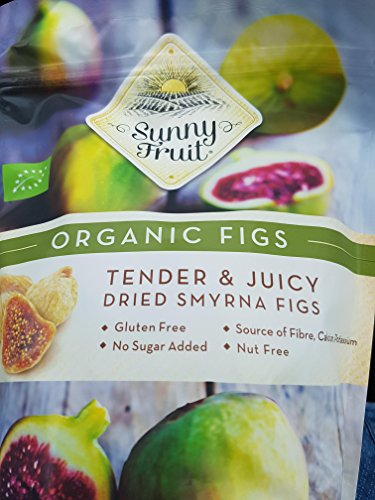 Sunny Fruit Organic Figs 1kg (35.27 oz) from Sunny fruit