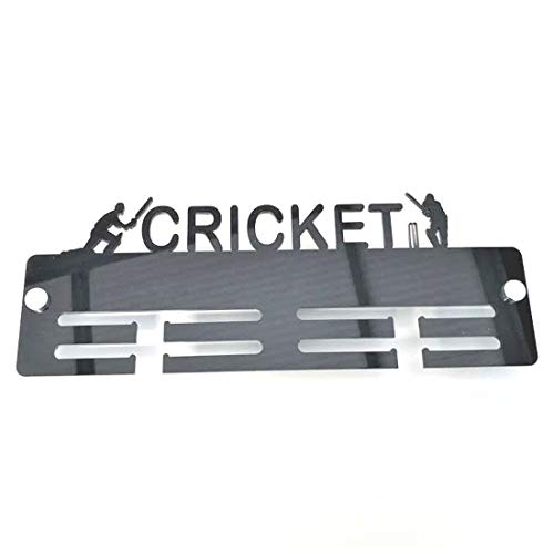 Super Cool Creation Cricketer Medal Hanger - Bright Blue from Super Cool Creation