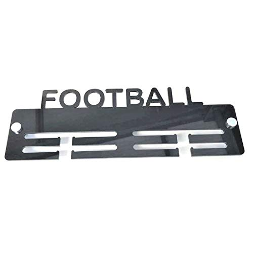 Super Cool Creation Football Medal Hanger - Purple from Super Cool Creation