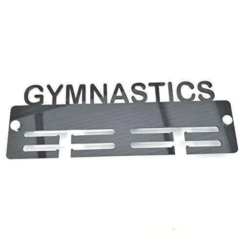 Super Cool Creation Gymnastics Medal Hanger - White from Super Cool Creation