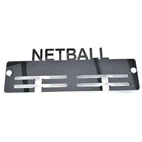 Super Cool Creation Netball Medal Hanger - Bright Green from Super Cool Creation