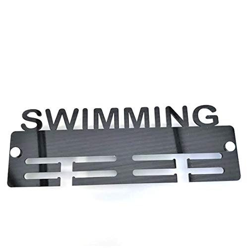 Super Cool Creation Swimming Medal Hanger - Blue from Super Cool Creation