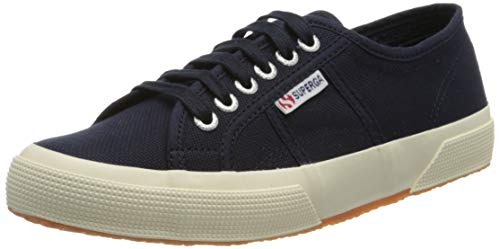 Superga 2750-cotu Classic, Unisex Adult's Fashion Low-Top Trainers, Blue (Navy S933), 3 UK (35.5 EU) from Superga