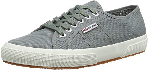 Superga 2750-cotu Classic, Unisex Adult's Fashion Low-Top Trainers, Gray (Grey Sage M38), 12 UK (47 EU) from Superga