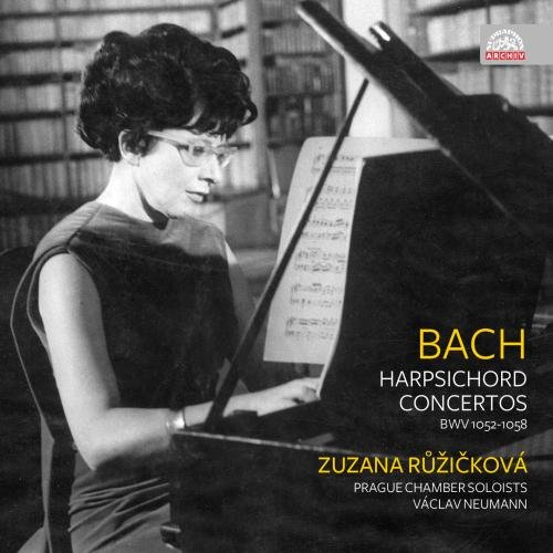 Bach: Harpsichord Concertos from Supraphon