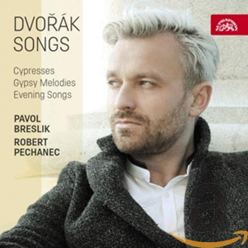 Dvorak: Songs from Supraphon