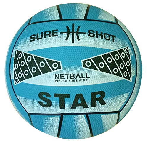 Sure Shot Star Netball - Size 4 - 340N905B from Sure Shot
