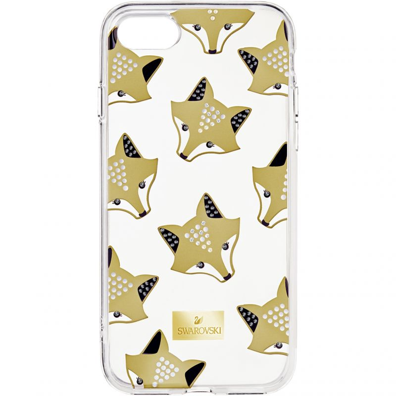 Swarovski March Fox Iphone7/8 Mobile Phone Case from Swarovski Jewellery