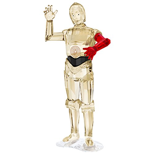 Swarovski Star Wars C-3PO Figurine 5290214 from Swarovski