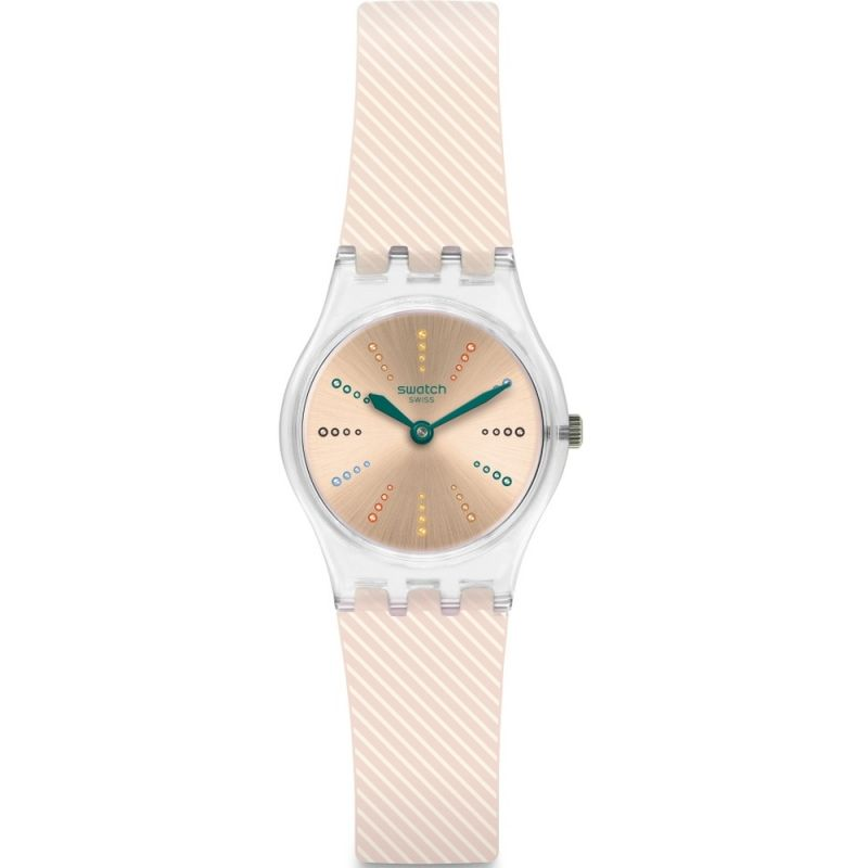 Ladies Swatch Quadretten Watch from Swatch