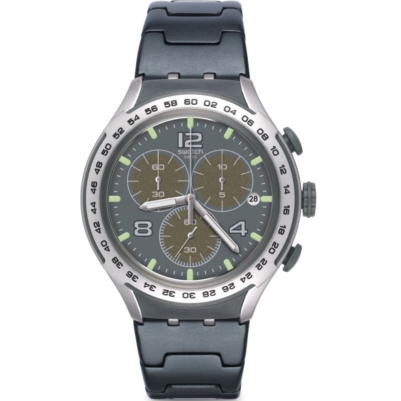 Unisex Swatch Shark Attack Chronograph Watch from Swatch