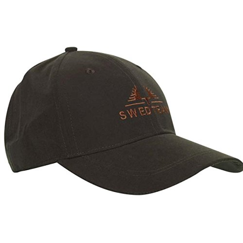 SwedTeam Cap Hamra Brown One Size Brown from Swedteam