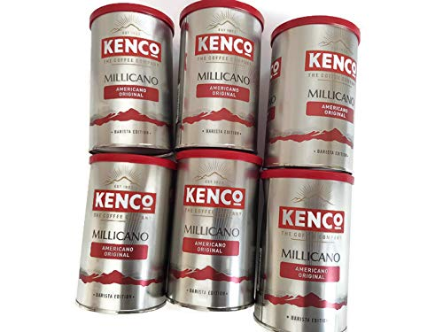 Kenco Millicano Americano Coffee 6 Pack Bundle from Sweet Things