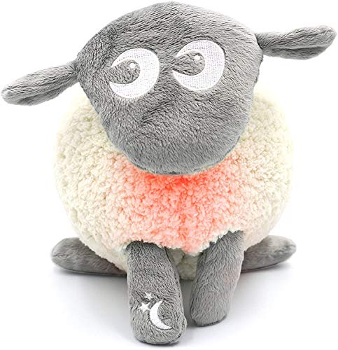 SweetDreamers Ewan Deluxe - Cry Sensor and Washable Sleep Soother (Grey) from SweetDreamers