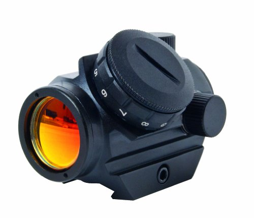 Swiss Arms Red Dot Sight 203786 Mini Scope Black from Swiss Arms