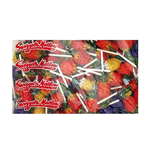 35 Swizzels Fruity Pops Lollies Variety Individually Wrapped from Swizzels