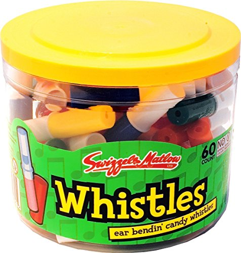 Swizzels Matlow Candy Whistles (1 x 60) from Swizzels