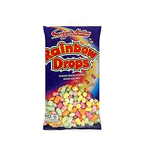 Swizzles Matlow Rainbow Drops Large Bag (Box of 24) from Swizzels