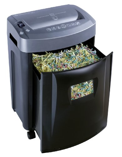 Swordfish 1000XC 10 Sheet Cross Cut Paper/Document Shredder - 2015 Model - Ref: 45009 from Swordfish