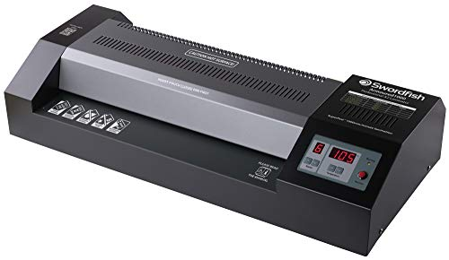 Swordfish 40350 A2 Armoured 1000 Professional Paper/Document Laminator from Swordfish