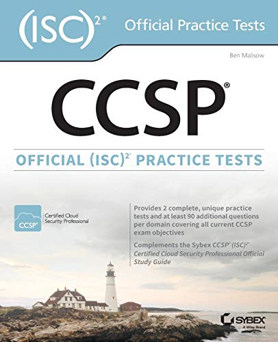 CCSP Official (ISC)2 Practice Tests from Sybex