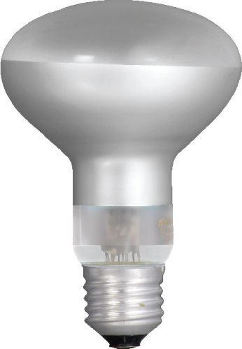 Sylvania Halogen Energy Saver Spot R80 80mm Diameter 2,000 Hour 42w (60w Equivalent) ES/E27/Edison Screw Cap from Sylvania
