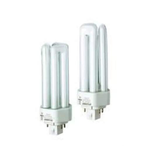 Sylvania Plugin Compact Fluorescent Lynx TE 10,000 Hour 18w GX24Q 4-Pin Base Colour 840k Coolwhite from Sylvania
