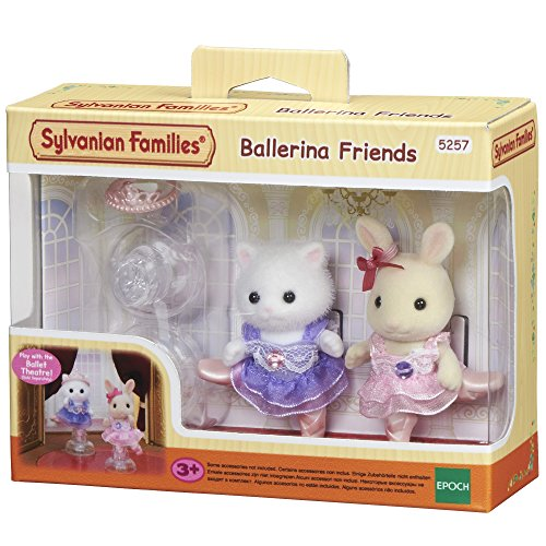 Sylvanian Families 5257 Ballerina Friends Playset, Multicolor from Sylvanian Families