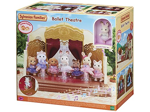 Sylvanian Families 5256 Ballet Theatre Playset, Multicolor from Sylvanian Families