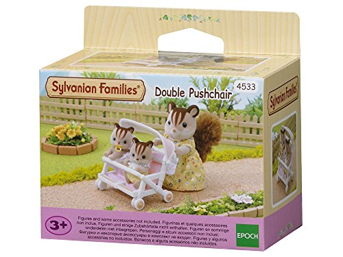 Sylvanian Families - Double Pushchair from Sylvanian Families