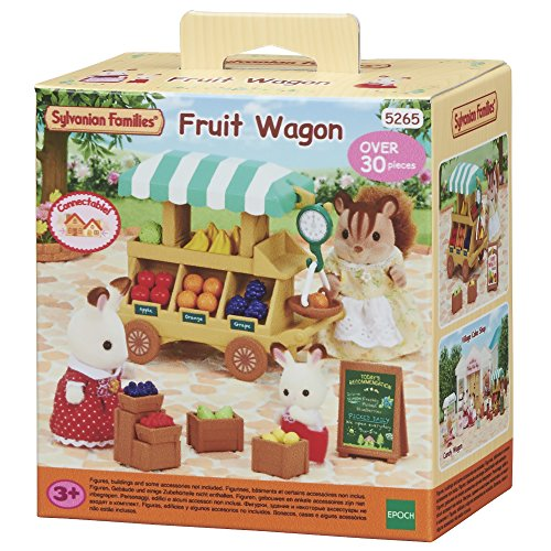 Sylvanian Families 5265 Fruit Wagon, Multicolor from Sylvanian Families
