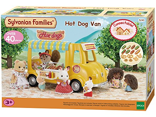 Sylvanian Families Hot Dog Van Set from Sylvanian Families