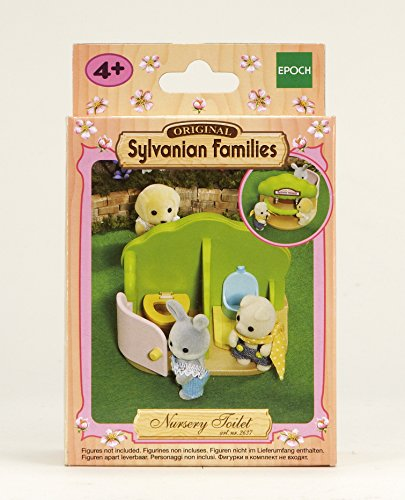 Sylvanian Families Nursery Bathroom Set from Sylvanian Families