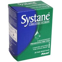 Systane Lubricating Eye Drops 0.8ml 28 from Systane