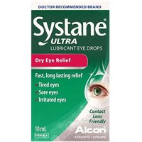Systane Ultra Eye Drops 10ml from Systane