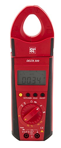 ST DT20-3NB0000000000 Sifam Tinsley Clamp Meter, Digital TRMS with Normal Probe, AC/DC, 300 A from T & S