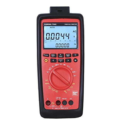 ST GM48-7060N00000000 Sifam Tinsley Digital Multimeter, TRMS, 60000 Counts, CAT III 1000V, IV 600V from T & S