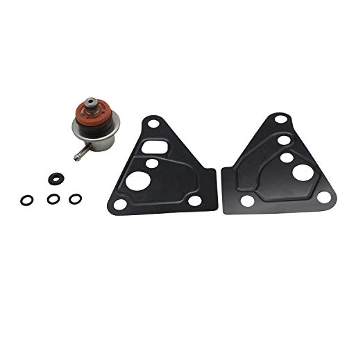 TAKPART Fuel Pressure Regulator Repair Fix Rebuild Gasket Kit Compatible for Discovery 2 Defender TD5 from TAKPART
