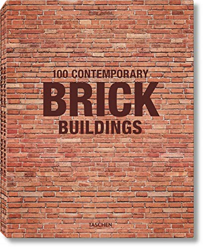 100 Contemporary Brick Buildings: JU from Taschen