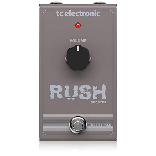 TC Electronic RUSH BOOSTER from TC