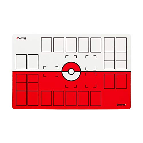 GMC Deluxe 2 Player Compatible Pokemon Stadium Mat Board Playmat from The Gaming Mat Company