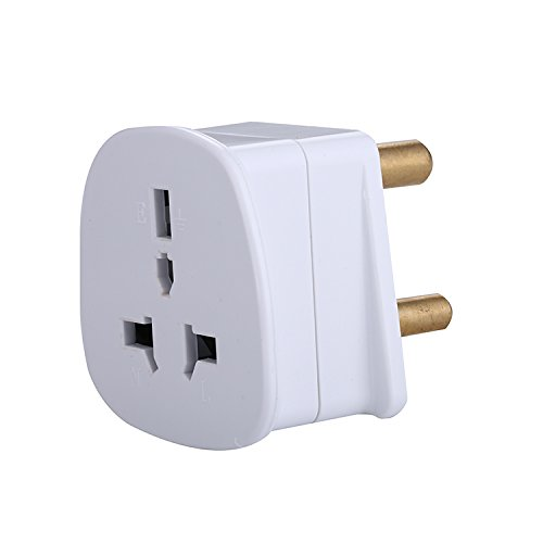 TEC UK - UK to South Africa Travel Adapter (BULK PACKING) from TEC UK