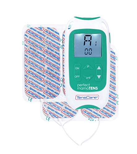 TensCare - Perfect mamaTENS, Maternity TENS machine for pain relief during labour & childbirth from TENScare