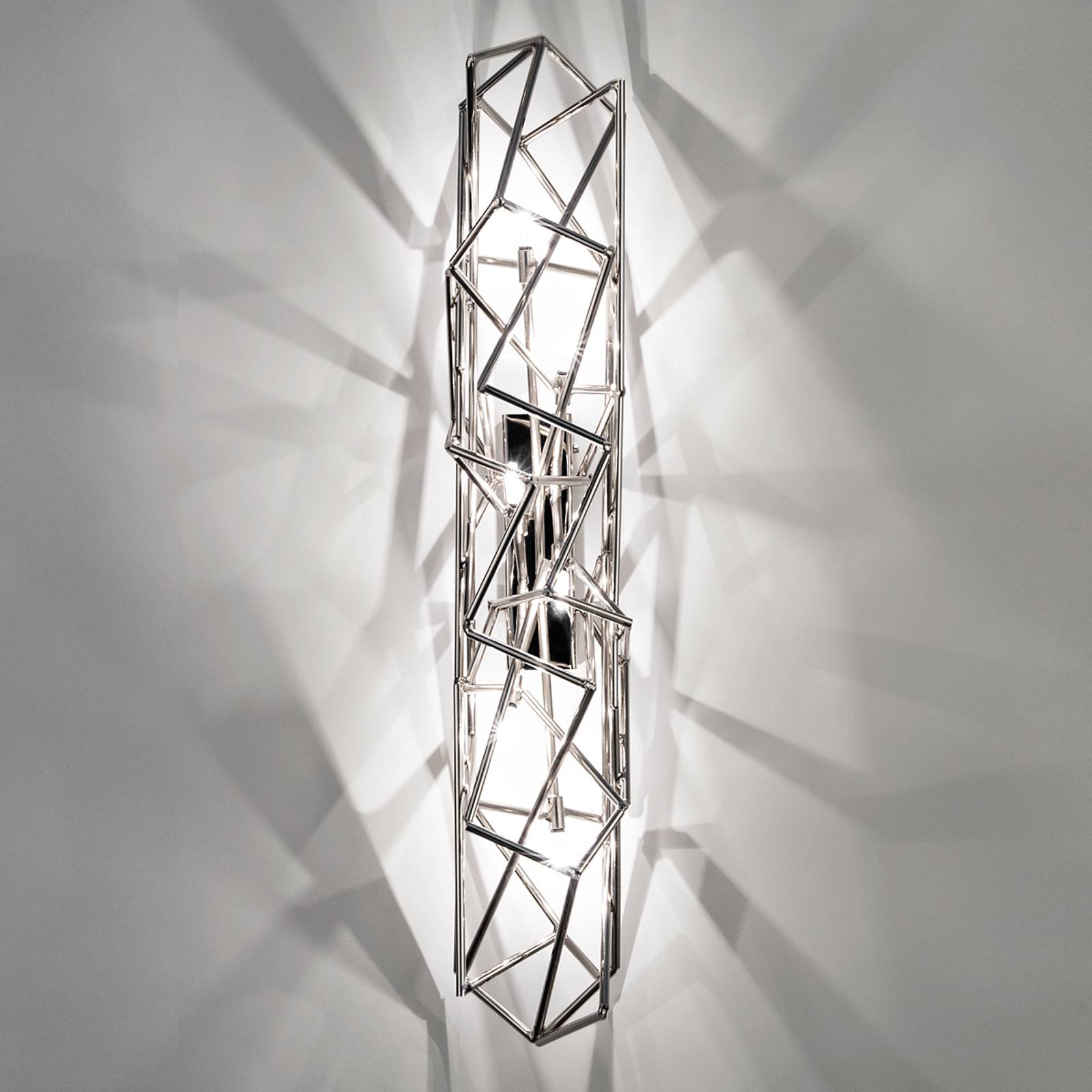 Eye-catching Etoile wall light from Terzani