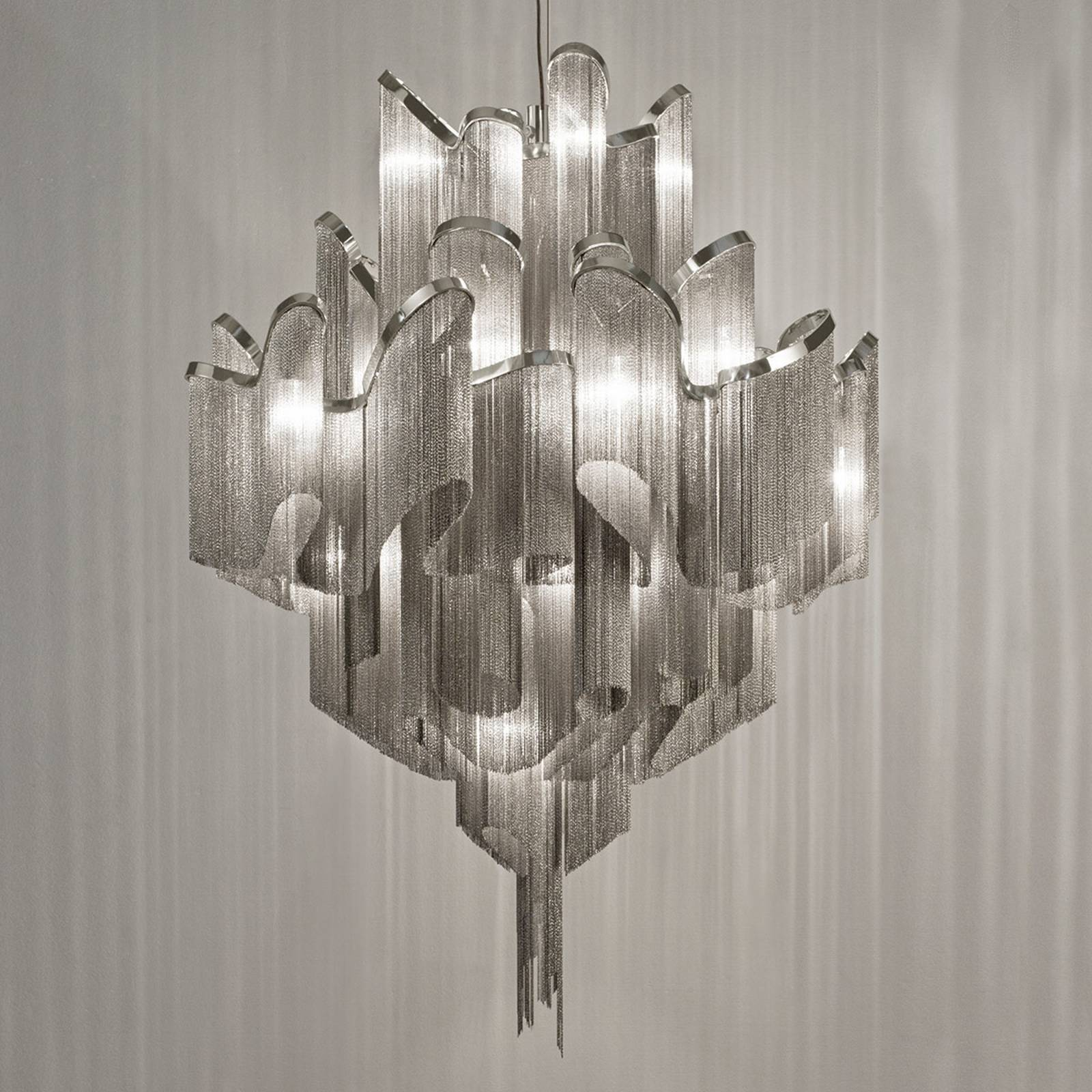 Stream - exclusive hanging light, 110 cm from TERZANI